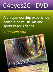 Dance worship dvd