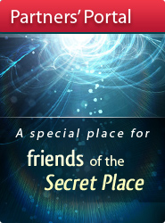 join the ministry of the secret place