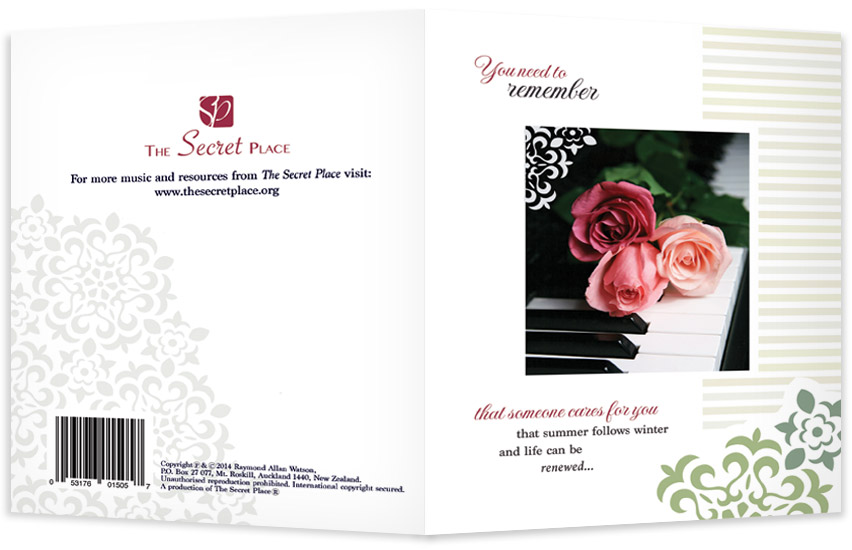 You need to remember greeting card front and back of greeting card m4hsunfo